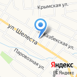 ТОТЕМ на карте Хабаровска