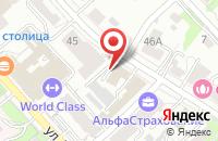 Схема проезда до компании Азиястройдевелопмент в Хабаровске