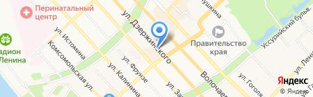 Popcorn repair на карте Хабаровска