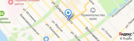 s`Oliver на карте Хабаровска