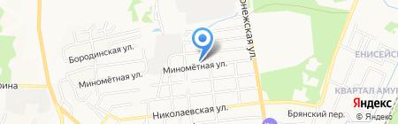 Империя красоты на карте Хабаровска