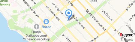 2ГИС на карте Хабаровска