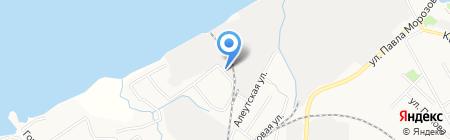ДОМ на карте Хабаровска