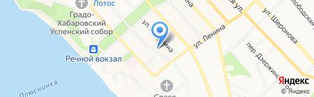 Galomed на карте Хабаровска