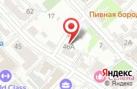 Схема проезда до компании РЕСО-Гарантия в Хабаровске