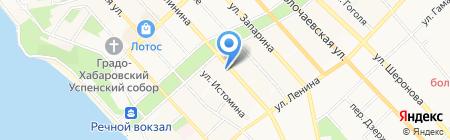 СВОЙ ДОМ на карте Хабаровска