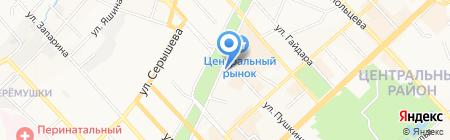 Imag на карте Хабаровска