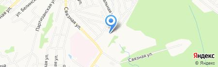 С. Валент Констракшн на карте Хабаровска