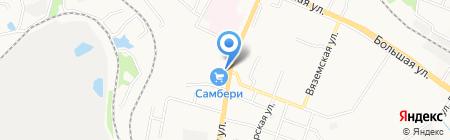 Быстрые наличные на карте Хабаровска