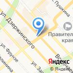 ДХЛ Интернешнл на карте Хабаровска
