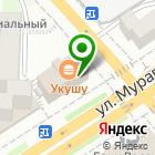 Местоположение компании Nicolux