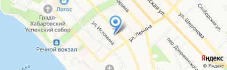 Позитивная психология на карте Хабаровска
