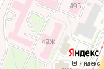 Схема проезда до компании РЖД в Хабаровске