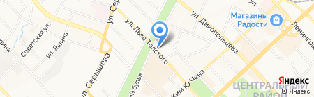 Любимые колбасы на карте Хабаровска