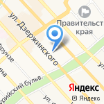 ВИЗИТ-БИЗНЕС-ТУР на карте Хабаровска
