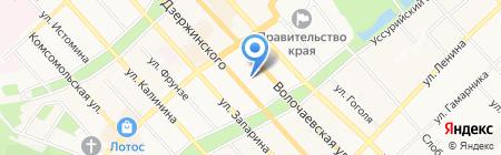 Детектор лжи. Консталтинг на карте Хабаровска