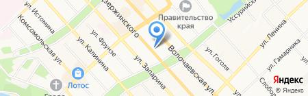 СМ Техно на карте Хабаровска