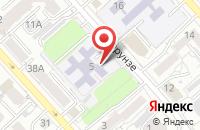 Схема проезда до компании Цифровая Фантазия в Хабаровске