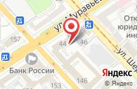 Схема проезда до компании Редакция Журнала «Архитектура и Строительство Восточного Региона» в Хабаровске