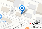 Хабаровская Транспортная Компания на карте