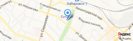 Лидер 27 на карте Хабаровска
