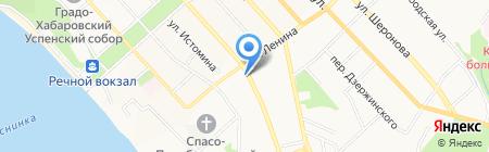 Shonkel на карте Хабаровска