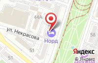 Схема проезда до компании Прима Медика в Хабаровске
