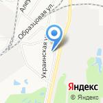 АСК-Логист на карте Хабаровска