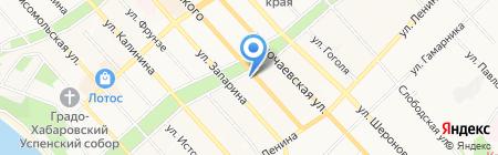 Wellness на карте Хабаровска