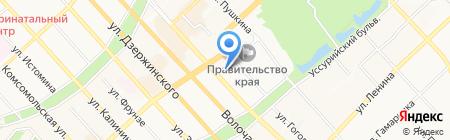 СтройКлиматХаус-ДВ на карте Хабаровска