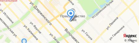 СССР.ru на карте Хабаровска