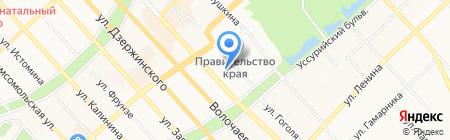 ДАЛЬНЕВОСТОЧНЫЕ РЕСУРСЫ на карте Хабаровска