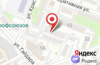 Схема проезда до компании Агентство информации в Хабаровске