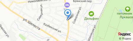 Рос-Дент на карте Хабаровска
