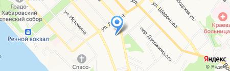 ДальТехИнжиниринг на карте Хабаровска