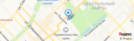 YOTAPHONE на карте Хабаровска