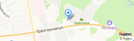 IVECO на карте Хабаровска