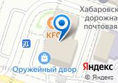 КИО на карте