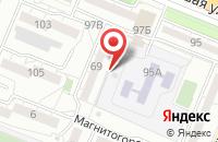 Схема проезда до компании Гранд Дв в Хабаровске
