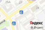 Схема проезда до компании Городская аптека в Хабаровске