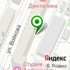 Местоположение компании ПРЕЗИДЕНТ-НЕВА