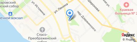 Все для сада и огорода на карте Хабаровска