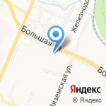 Дент-имплант на карте Хабаровска