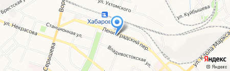 Gringo на карте Хабаровска