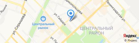 Mafia kids на карте Хабаровска