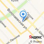 Флорист.ру на карте Хабаровска