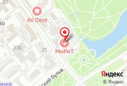 Медицинский центр МиРиТ в Хабаровске - улица Пушкина, 38а: запись на МРТ, стоимость услуг, отзывы
