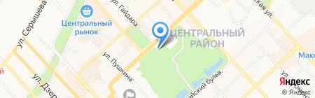 MC Hot Dog на карте Хабаровска