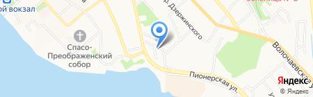 LaBella на карте Хабаровска
