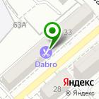 Местоположение компании СК РосСтрой-ДВ